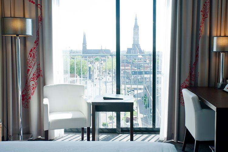 Overnachting in 4 sterren Hotel Hampshire Delft