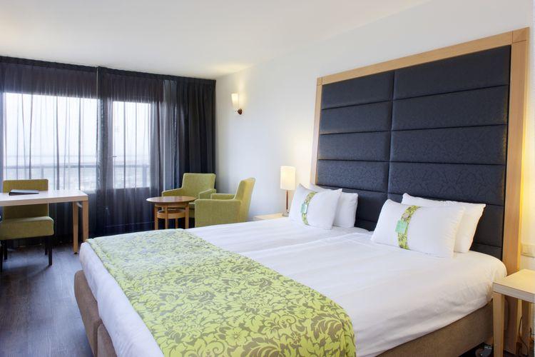 4-sterren overnachting aan de kust Apollo Hotel IJmuiden