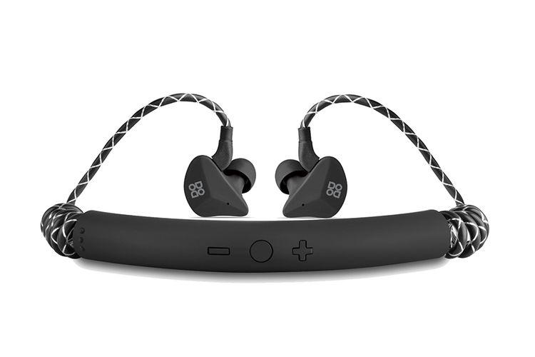 Bluetooth oordopjes met sportband van Dutch Originals