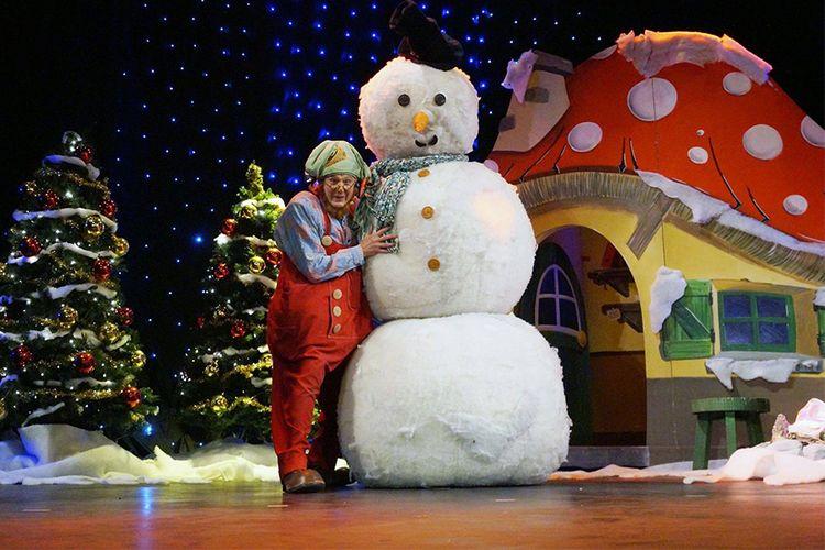 Vier kerst met Klus in Plopsa Indoor Hasselt (2p.)