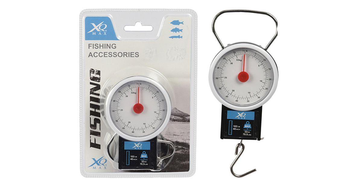Balance à poisson avec mètre ruban
