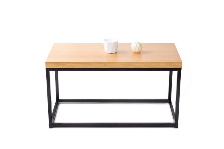 Gelamineerde salontafel (model: Nome)