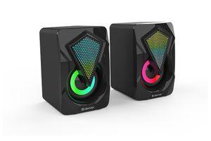 2 gaming-speakers