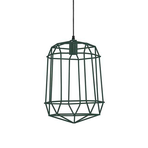 Groene hanglamp van Light & Living